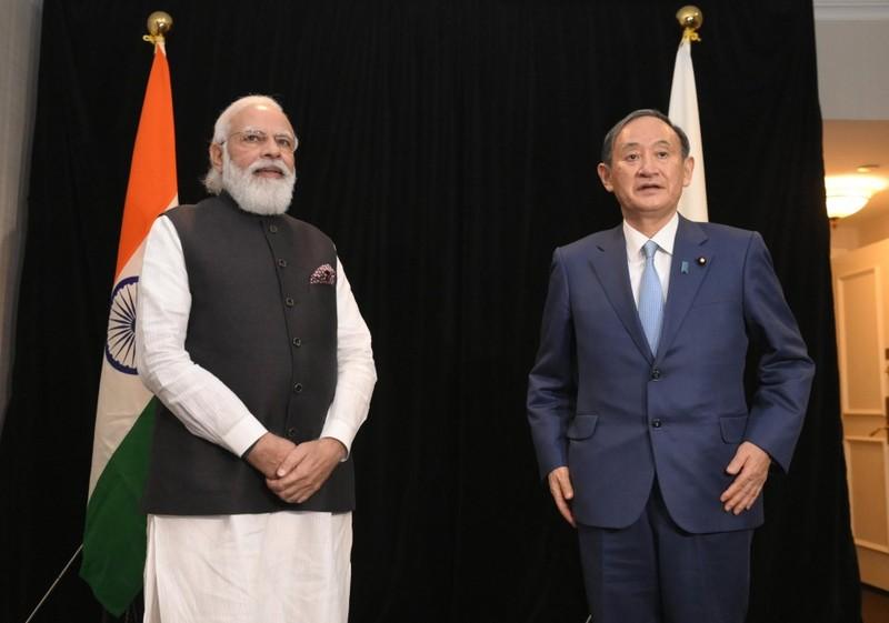 Nhật, Ấn Độ có tuyên bố mạnh mẽ về Biển Đông trước thềm hội nghị QUAD - ảnh 1