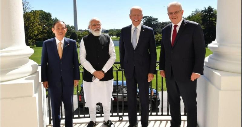 4 lãnh đạo 'Bộ Tứ kim cương' cam kết theo đuổi 'một AĐD-TBD tự do và rộng mở' - ảnh 1