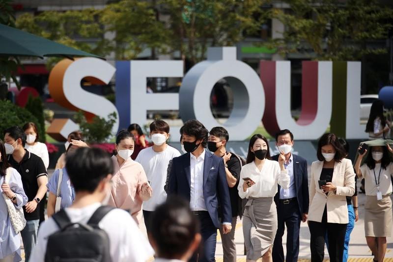 Sau kỳ lễ Trung thu, Hàn Quốc lần đầu có hơn 3.000 ca nhiễm mới trong ngày     - ảnh 1