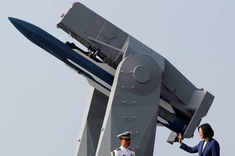 Đài Loan nhấn mạnh nhu cầu về vũ khí chính xác, tầm xa để đối phó Trung Quốc - ảnh 1