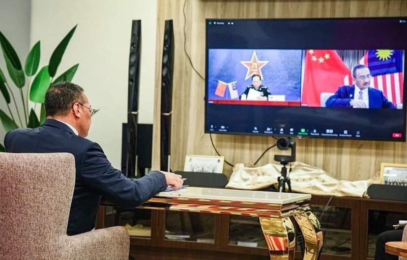 Bắc Kinh nói sẵn sàng 'giải quyết thoả đáng' khác biệt ở Biển Đông với Malaysia - ảnh 1