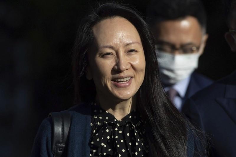 Ông Tập từng nêu vụ việc bà Mạnh Vãn Châu trong 1 lần điện đàm với ông Biden? - ảnh 1
