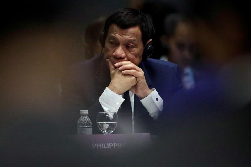 Tổng thống Philippines Rodrigo Duterte tuyên bố từ giã chính trường - ảnh 1