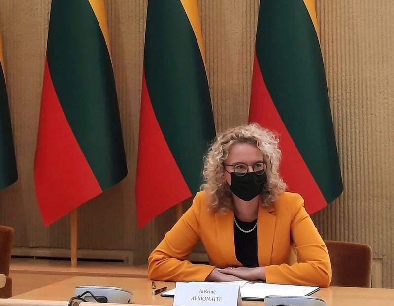 Quốc hội Lithuania bật đèn xanh cho việc lập văn phòng đại diện tại Đài Loan - ảnh 1