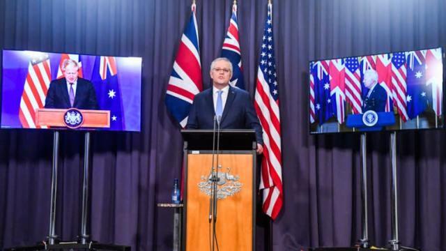 Chuyên gia: AUKUS cho thấy Mỹ đã loại EU khỏi nỗ lực ngăn chặn Trung Quốc - ảnh 3