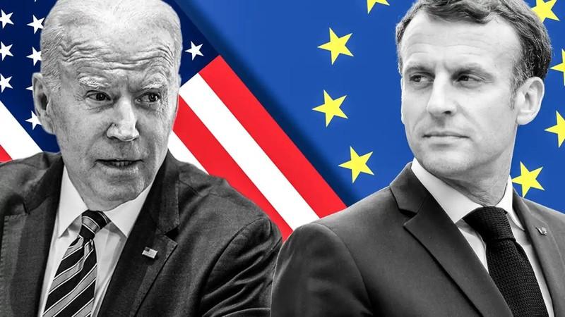 Chuyên gia: AUKUS cho thấy Mỹ đã loại EU khỏi nỗ lực ngăn chặn Trung Quốc - ảnh 1