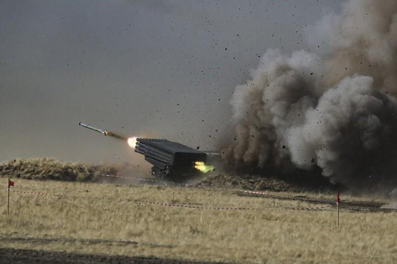 Khối SCO do Nga-TQ lãnh đạo tập trận đối phó nguy cơ bị tấn công bằng UAV - ảnh 1