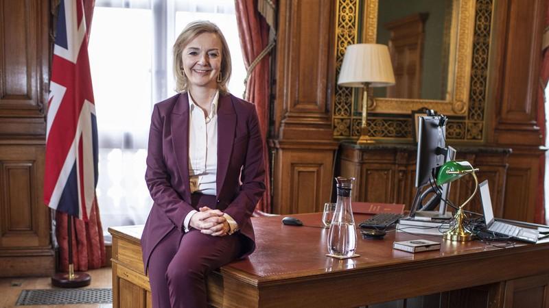 Ngoại trưởng Anh: Muốn có thêm nhiều liên minh an ninh tương tự AUKUS - ảnh 1