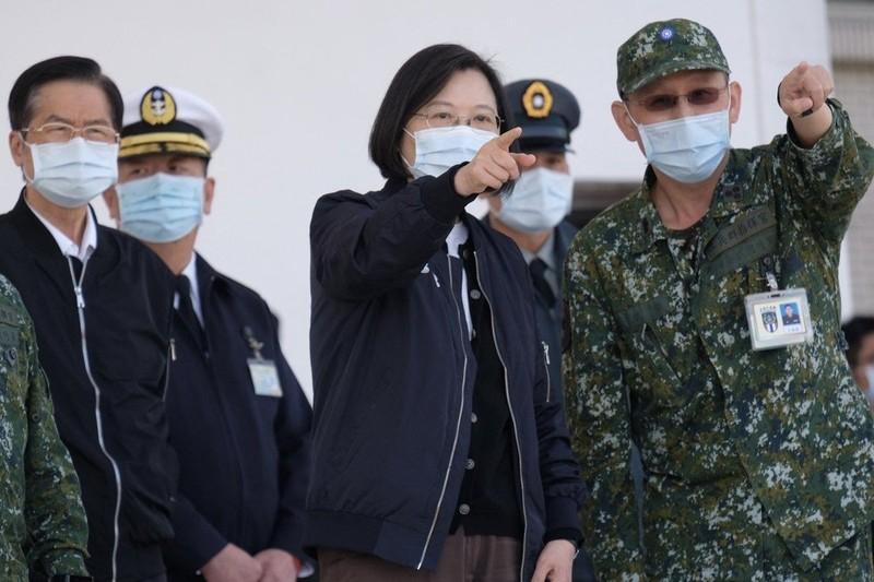 Bà Thái Anh Văn: 'Không bảo vệ được Đài Loan sẽ là thảm họa cho hòa bình châu Á' - ảnh 1