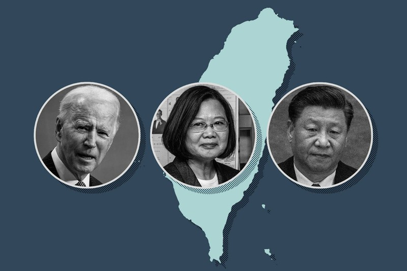 Ông Tập Cận Bình chỉ đạo quân đội gia tăng sức ép quân sự gần Đài Loan - ảnh 1