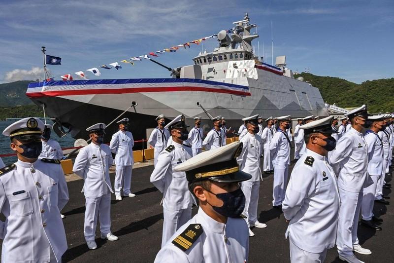 Đài Loan: Trung Quốc có khả năng 'tấn công tổng lực' hòn đảo vào năm 2025 - ảnh 1