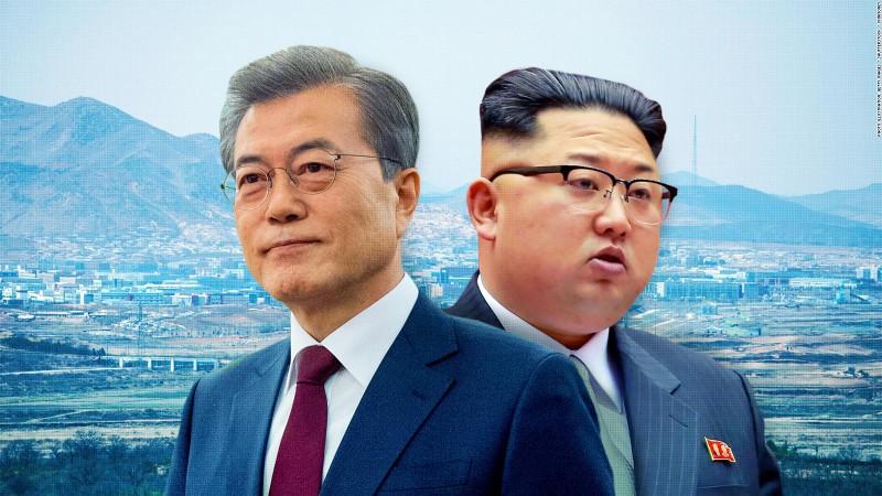 Ông Moon Jae-in, ông Kim Jong-un được kỳ vọng gặp nhau trước tháng 3-2022 - ảnh 1