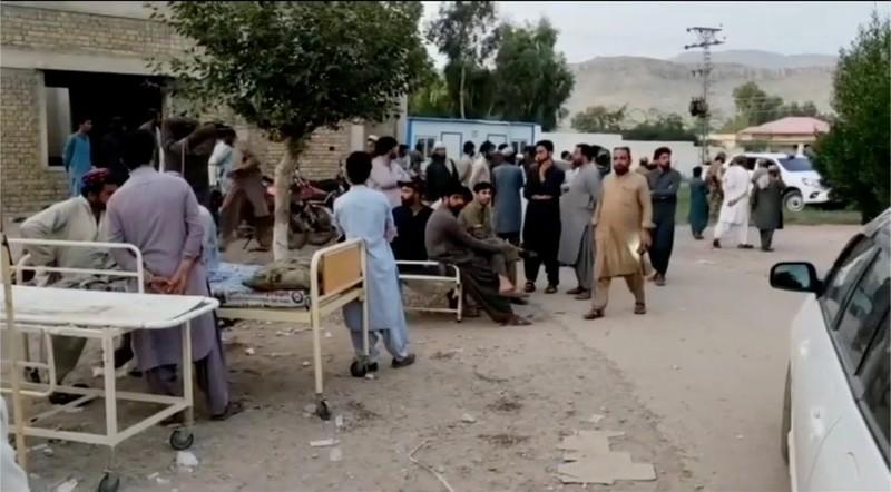 Động đất tại Pakistan: Ít nhất 20 người thiệt mạng, hơn 200 người bị thương   - ảnh 1