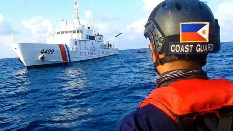 Úc, Philippines thúc đẩy hợp tác hàng hải dân sự tại Biển Đông - ảnh 1