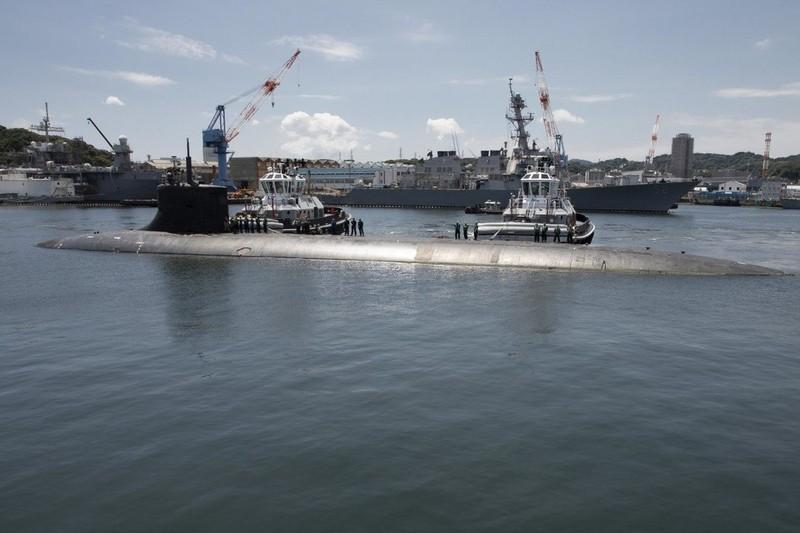 TQ nói Mỹ 'vô trách nhiệm', yêu cầu làm rõ vụ tai nạn tàu ngầm ở Biển Đông - ảnh 2