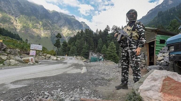 Ấn Độ tạm giữ binh lính Trung Quốc cố phá hoại sau khi vượt ranh giới LAC  - ảnh 2