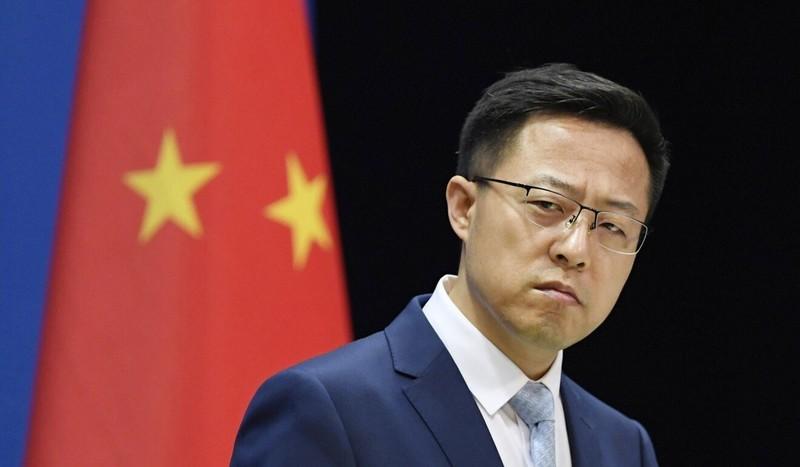 TQ nói Mỹ 'vô trách nhiệm', yêu cầu làm rõ vụ tai nạn tàu ngầm ở Biển Đông - ảnh 1