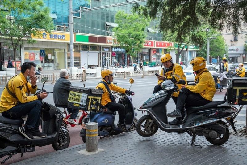 TQ phạt Meituan - công ty giao hàng lớn nhất nước hơn nửa tỉ USD vì độc quyền  - ảnh 1