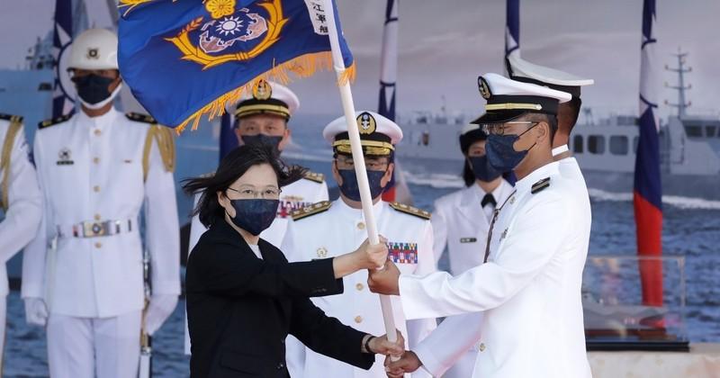 Bà Thái Anh Văn: Đài Loan không tìm kiếm đối đầu quân sự - ảnh 1