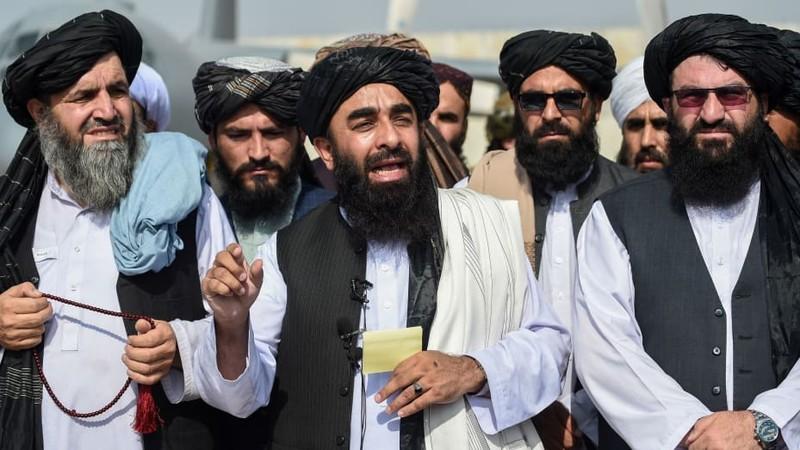 Phái đoàn Mỹ, đại diện cấp cao Taliban sắp có cuộc gặp đầu tiên ở Qatar - ảnh 1