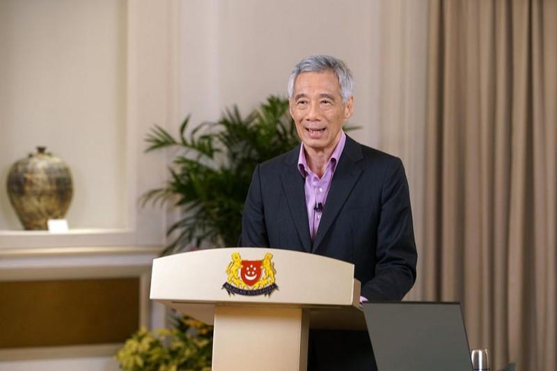 Thủ tướng Lý Hiển Long nhấn thông điệp quan trọng về sống chung với COVID-19 - ảnh 1
