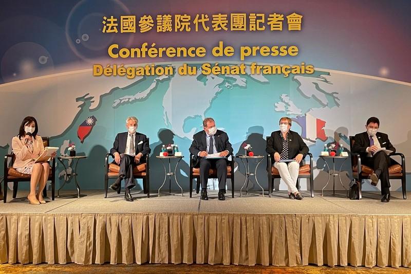 Trung Quốc chỉ trích việc thượng nghị sĩ Pháp gọi Đài Loan là 'quốc gia' - ảnh 1