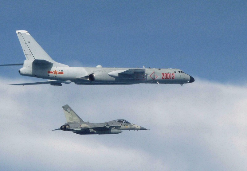 Mối đe dọa tới các căn cứ trọng yếu của Đài Loan sau loạt phi vụ của Trung Quốc - ảnh 1