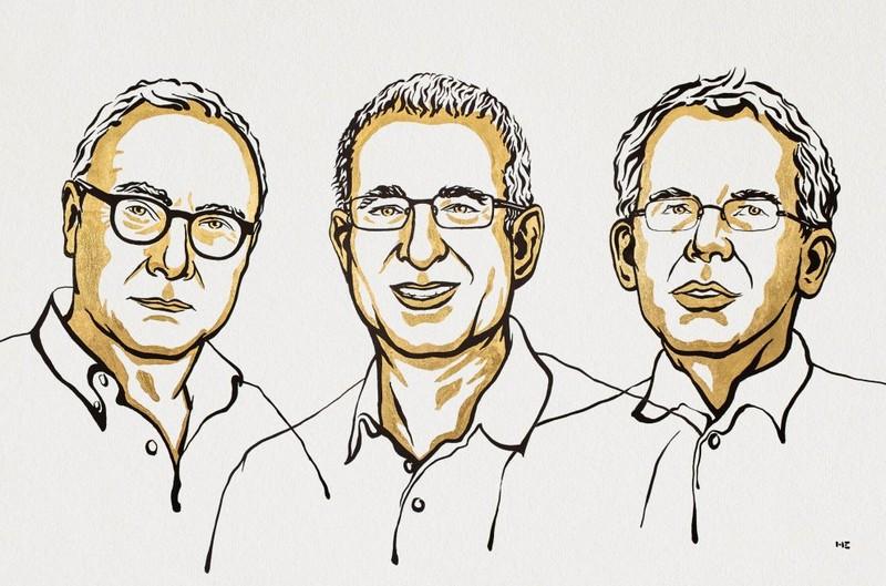 Nobel Kinh tế 2021 thuộc về 3 người Mỹ với yếu tố ảnh hưởng thị trường lao động - ảnh 1