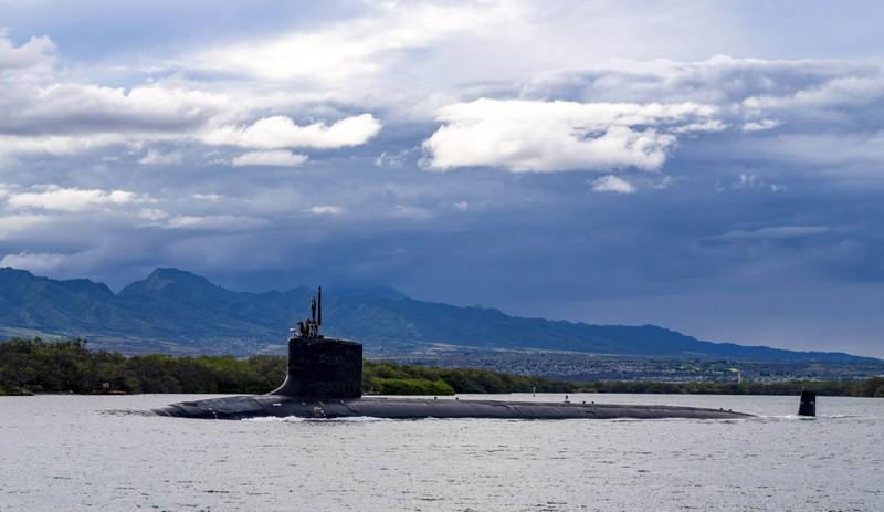 FBI bắt cặp vợ chồng Mỹ định bán công nghệ tàu ngầm hạt nhân cho nước ngoài - ảnh 2