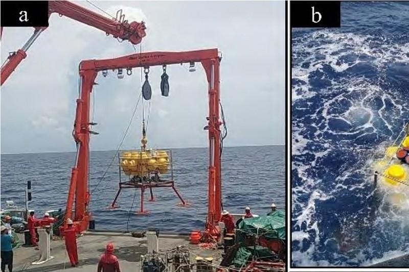 Biển Đông: TQ thử nghiệm thiết bị phát hiện 'sóng nội' - mối nguy cho tàu ngầm - ảnh 1