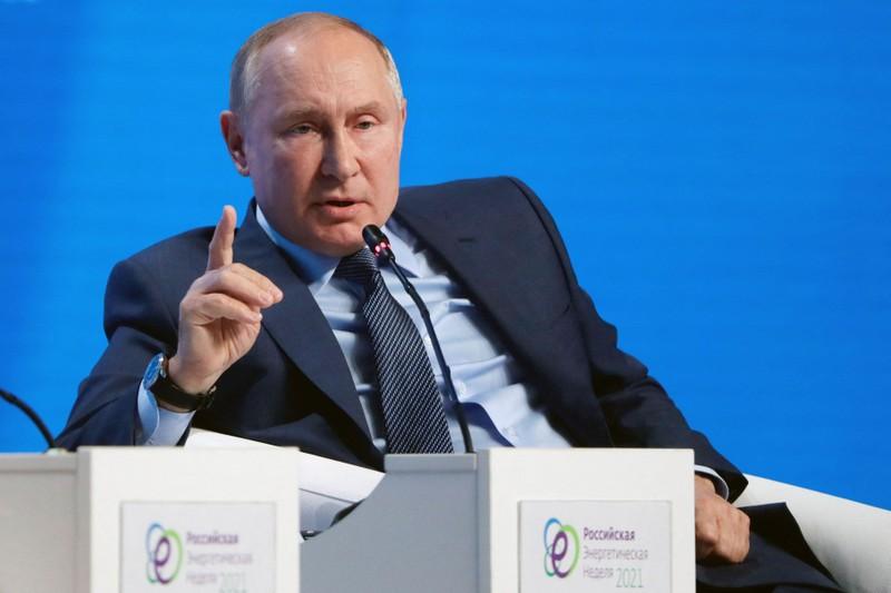 Tổng thống Putin nói về khả năng Trung Quốc dùng vũ lực thống nhất Đài Loan  - ảnh 1