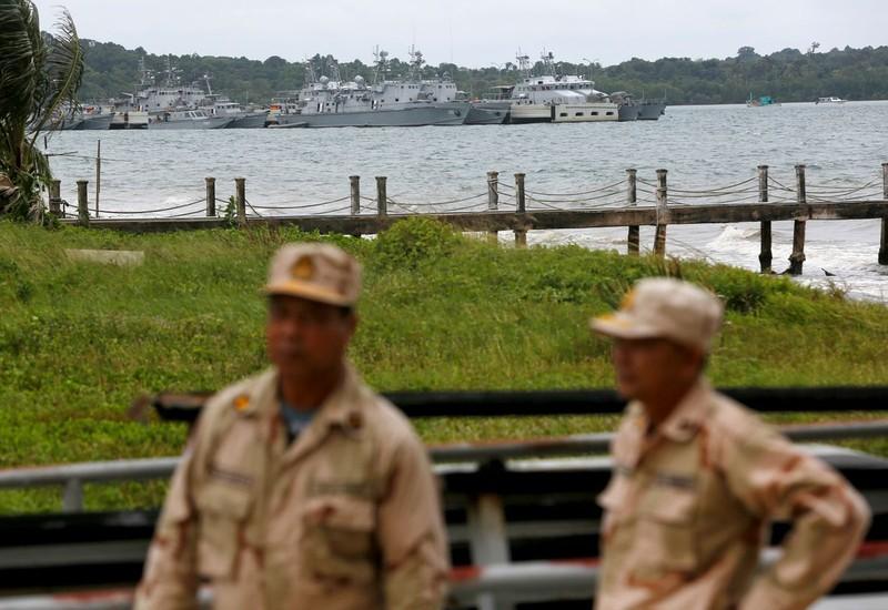 Mỹ cáo buộc Campuchia thiếu minh bạch về sự hiện diện của TQ tại quân cảng Ream - ảnh 1