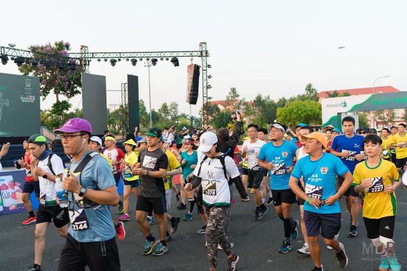 Khởi động giải Mekong Delta Marathon Hậu Giang 2020 lần thứ 2 - ảnh 2