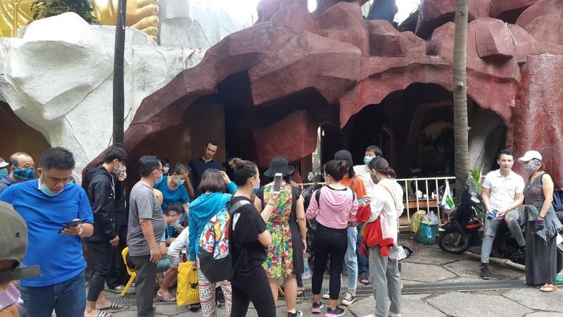 Trụ trì chùa Kỳ Quang 2 lên tiếng về việc gửi tro cốt vào chùa - ảnh 1