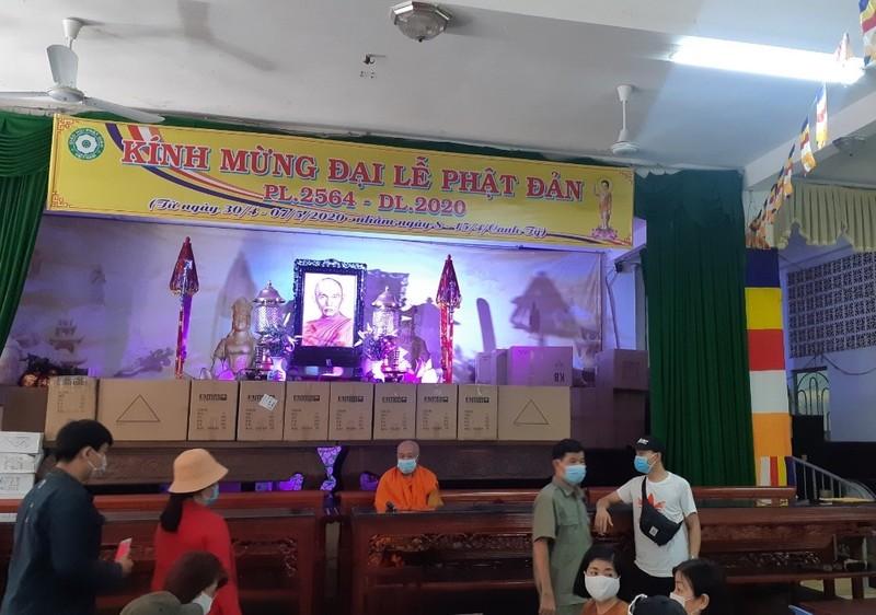 Trụ trì chùa Kỳ Quang 2 lên tiếng về việc gửi tro cốt vào chùa - ảnh 2