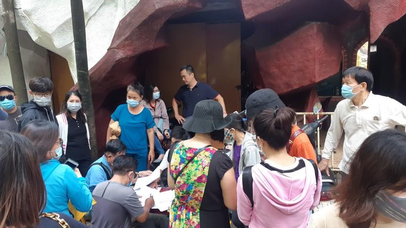 Vụ gửi tro cốt vào chùa Kỳ Quang 2: Khó xác định ADN - ảnh 1