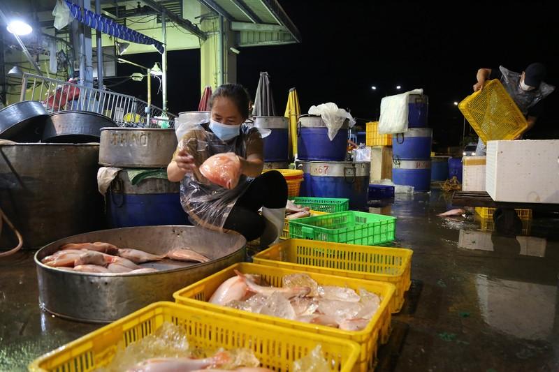 Bí thư Thành uỷ TP.HCM Nguyễn Văn Nên thị sát chợ Bình Điền  - ảnh 10