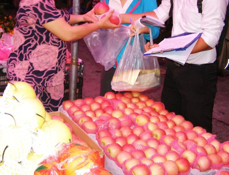 TP.HCM: Nấm nhập từ Trung Quốc không chứa chất gây hại - ảnh 1