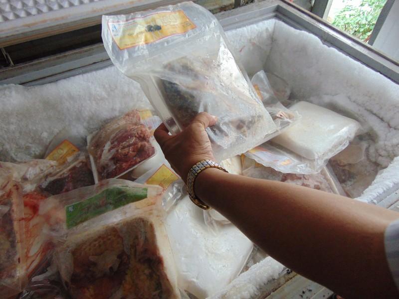 Trên 3 tấn thịt không an toàn suýt bán ra thị trường - ảnh 4