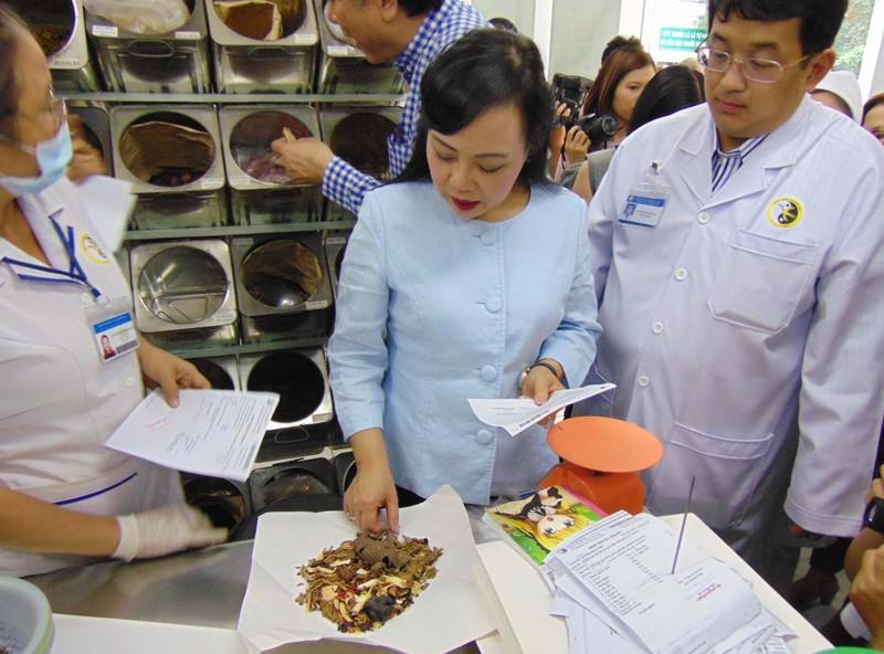 Người nước ngoài muốn được đào tạo về y học cổ truyền - ảnh 2
