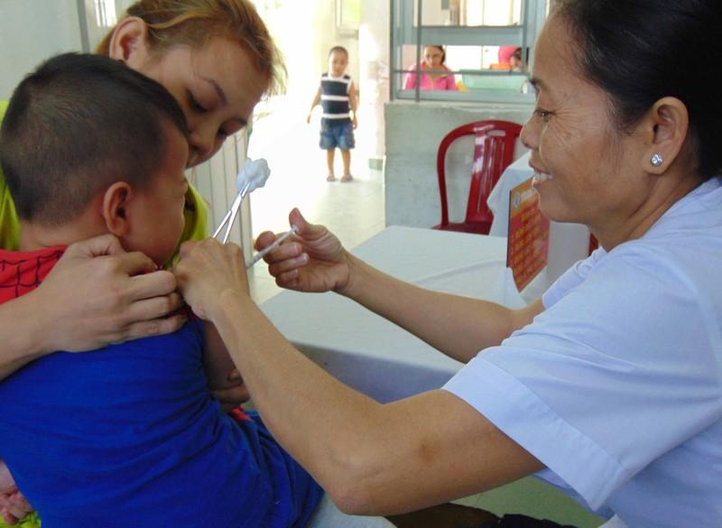 Hơn 60.000 liều vaccine 5 trong 1 đã có mặt tại TP.HCM - ảnh 1