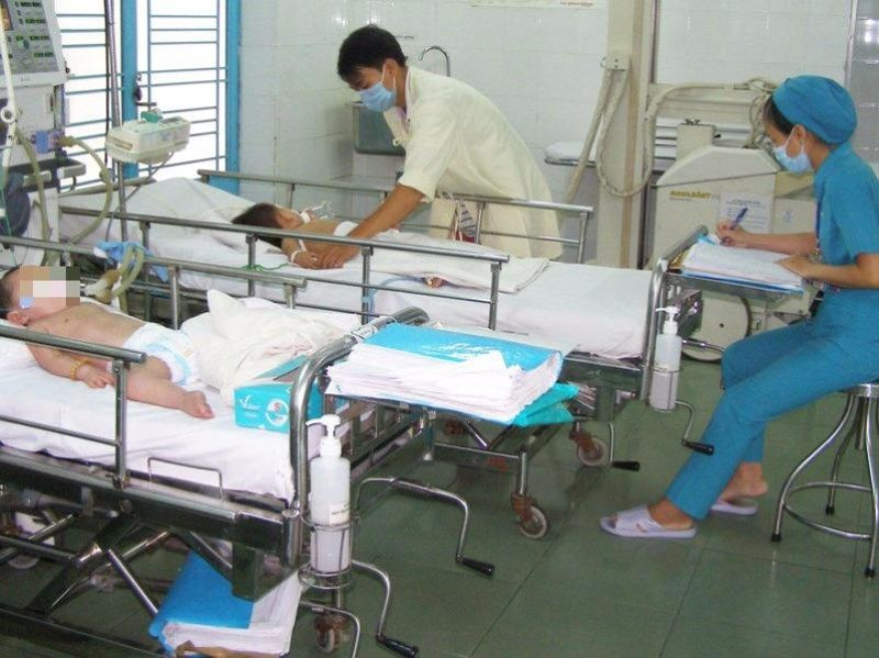 Nguy cơ nhiều trẻ ở TP.HCM bị đuối… nước biển - ảnh 1