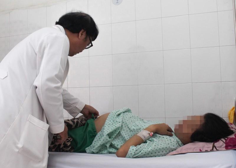 Thai phụ suýt chết vì viêm ruột thừa nhưng tưởng đau bụng đẻ - ảnh 1
