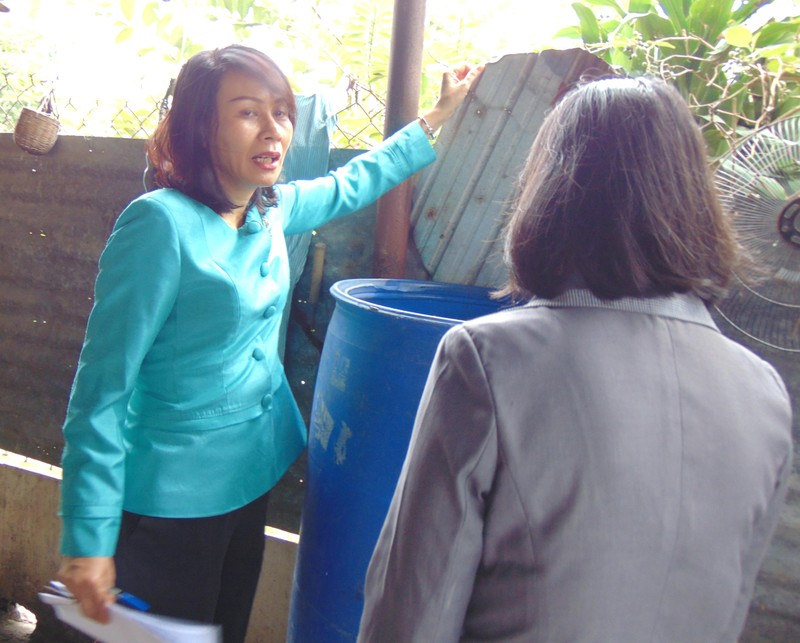 Nhớ chuyến đi chống dịch của bà Nguyễn Thị Thu  - ảnh 2