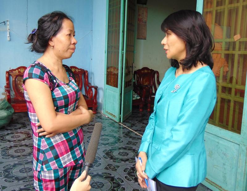 Nhớ chuyến đi chống dịch của bà Nguyễn Thị Thu  - ảnh 3
