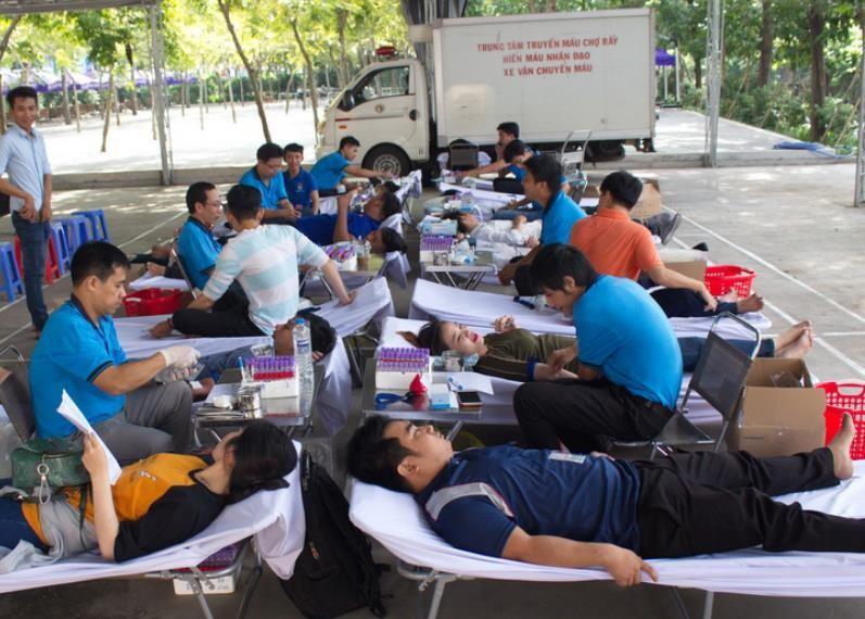 Hội CTĐ Đồng Nai đòi Trung tâm truyền máu Chợ Rẫy 1,2 tỉ - ảnh 1