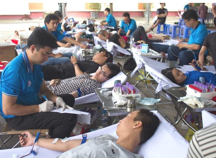 Hội CTĐ Đồng Nai giải trình thông báo tạm ngưng nhận máu hiến - ảnh 1
