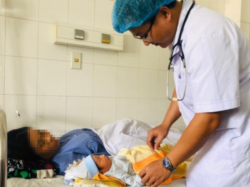 Cứu sống sản phụ nguy kịch do sốt xuất huyết kể cả con - ảnh 1