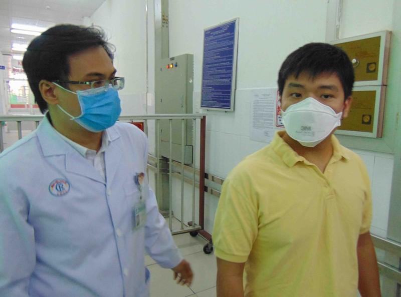 Bệnh nhân nhiễm virus Corona ở Chợ Rẫy được xuất viện  - ảnh 2