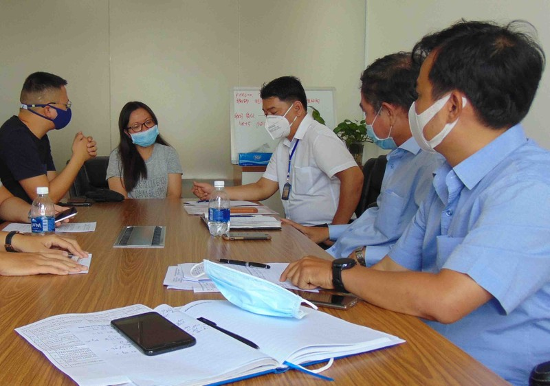 Sở Y tế TP.HCM ráo riết vào cuộc việc cung ứng khẩu trang - ảnh 1